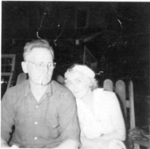 Poppa Dan and Nana Agnes