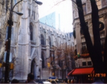 St Patrick Cathedral
